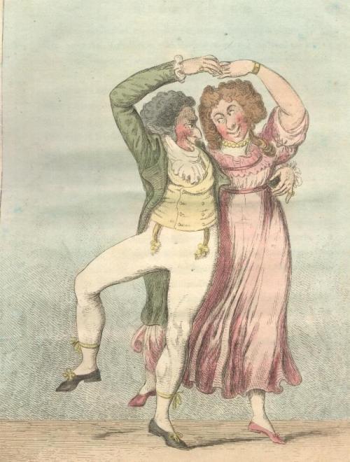Een allemande is een rustige parendans waarvan de oorsprong in Duitsland ligt. Daar raakte de dansvorm als volksdans in de vergetelheid maar kwam in de Renaissence via Frankrijk en Engeland weer terug als gestilleerde barokdans. De allemande vormt vaak het eerste deel van de Franse Suite, gevolgd door de courante, de sarabande en de gigue. In de 16e eeuw wordt de allemande beschreven in de Orchésographie van Arbeau en in het Britse Inns of Court.  http://en.wikipedia.org/wiki/Allemande