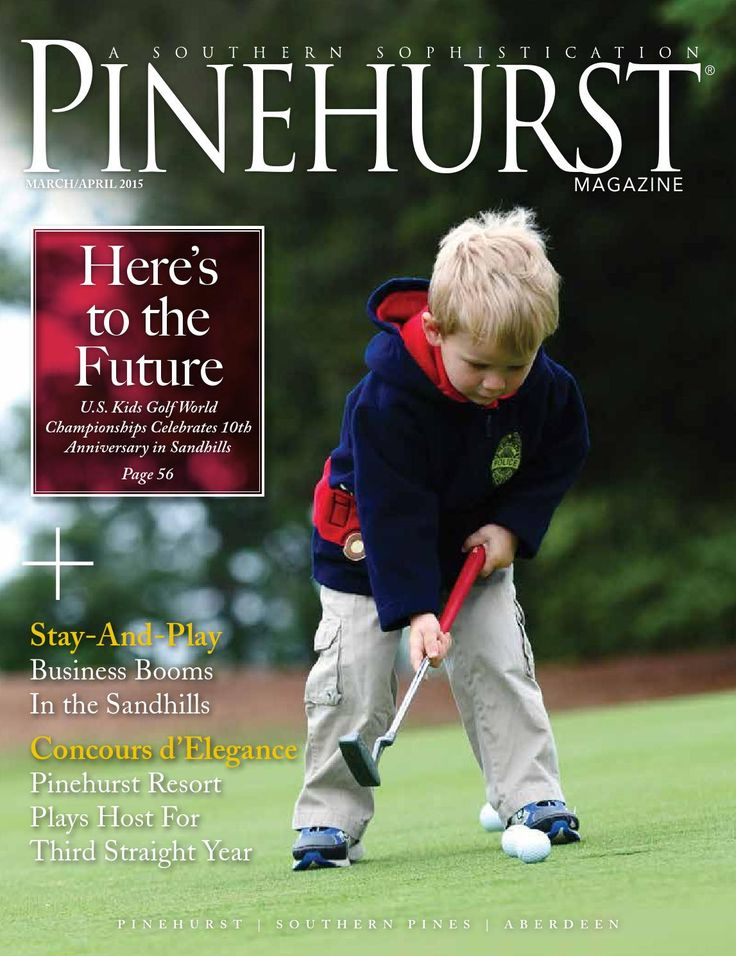 Be sure and grab a copy of the March/April edition of Pinehurst Magazine featuring our own Billy Cleveland! #forestcreekgolfpro #gotoguy #couldntbebetterinlife #forestcreekgolfclub
