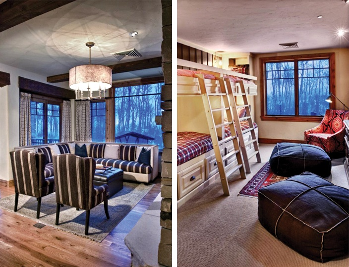 Awesome Luxury Ski Homes Interior Photos. Find This Pin And More On Interior Design  Park City, Utah ...