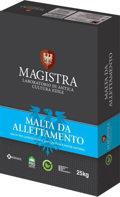 Malte per Bioedilizia - Malta da allettamento