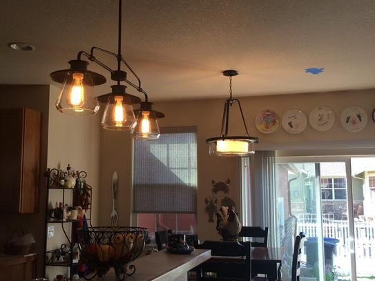 25 Best Bedroom Lighting Images On Pinterest Bedroom: breakfast bar lighting ideas