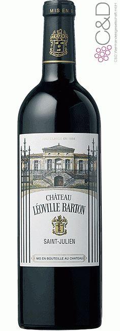 Folgen Sie diesem Link für mehr Details über den Wein: http://www.c-und-d.de/Bordeaux-Saint-Julien/Chateau-Leoville-Barton-2014-2-Cru-Classe-St-Julien_60108.html?utm_source=60108&utm_medium=Link&utm_campaign=Pinterest&actid=453&refid=43 | #wine #redwine #wein #rotwein #saintjulien #frankreich #60108