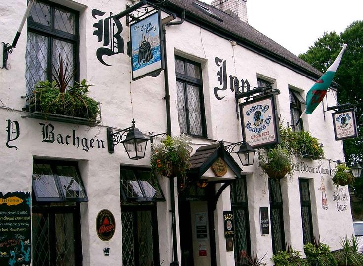 Black Boy Inn, Caernarfon