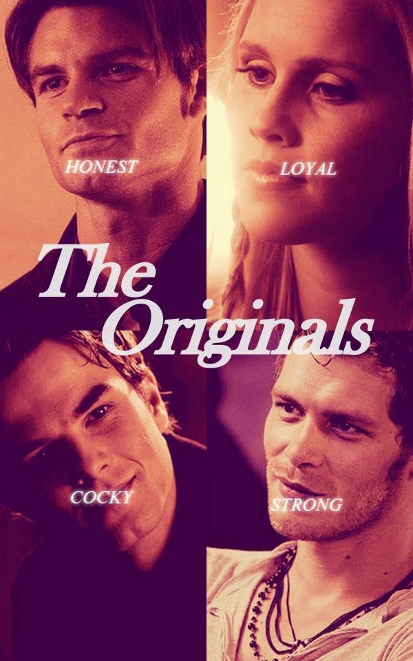 Elijah, Rebekah, Kol, Klaus