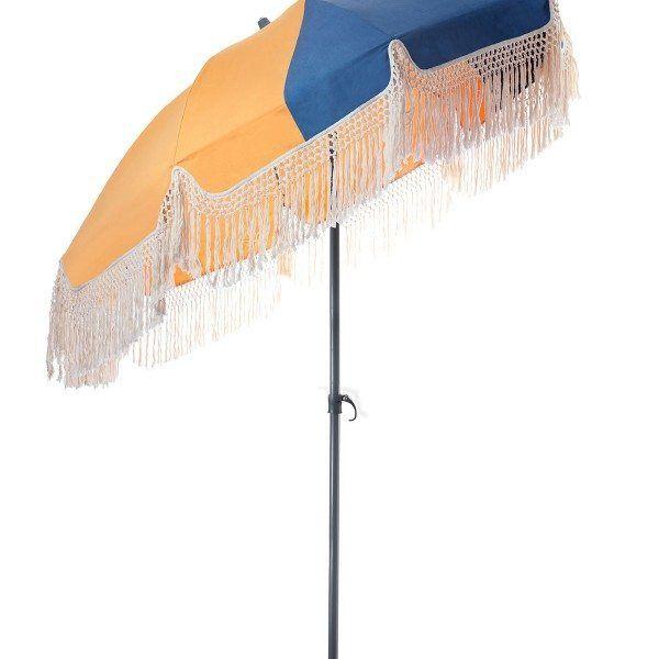 pondichery parasol inclinable de table solde