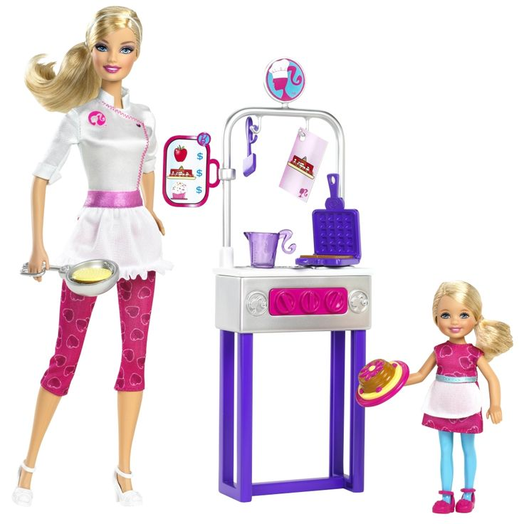 barbie | Barbie Quiero ser Chef de Tartas