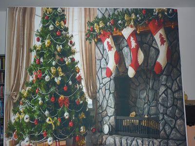 Ogni cosa a modo mio: MOHOO, sfondo natalizio