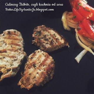 Better Life by Auntie Ju: Stek z polędwicy wieprzowej z grilla [ENG]