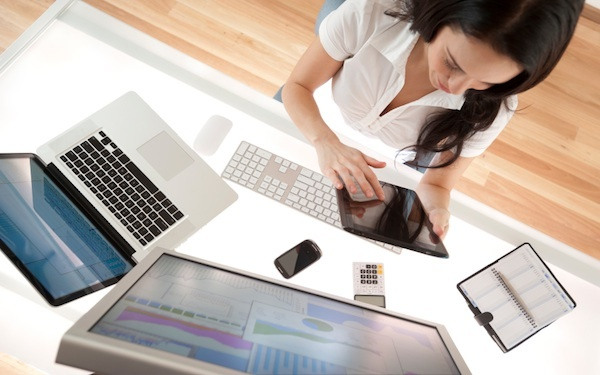 Research suggests that 98% of people actually lessen their productivity by multitasking.