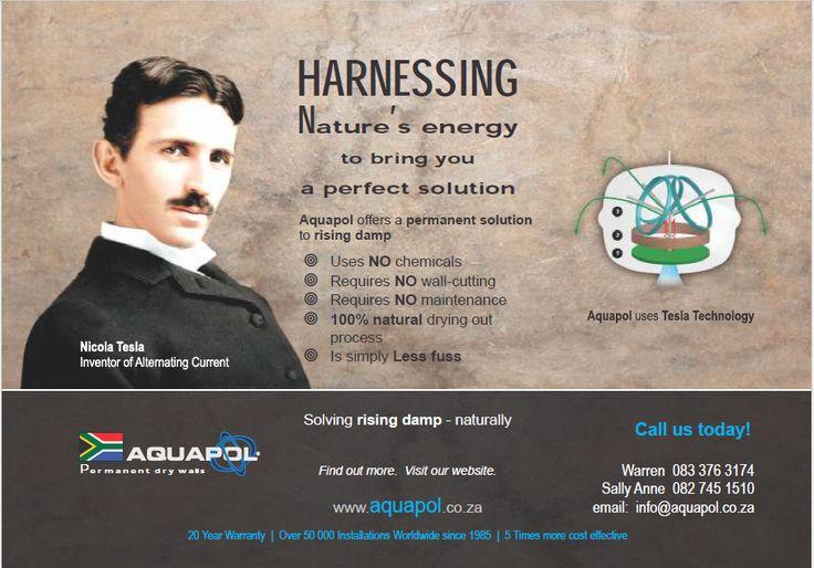 Nikola Tesla - Harnessing nature's energy