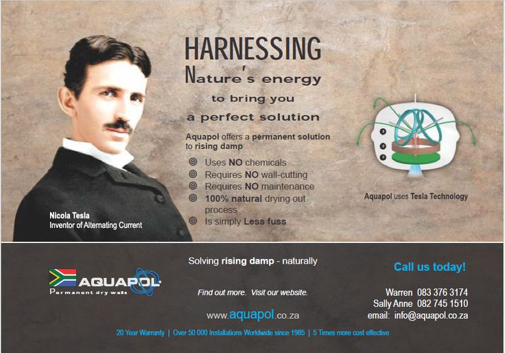 Nikola Tesla - Harnessing nature's energy