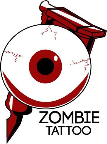 Nuevo logo de Zombie Tattoo