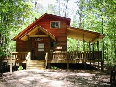$125 a night Cabins in Helen GA | North Georgia Cabin Rentals | Bear Affair - 48BA