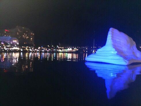 Darling harbour iceberg