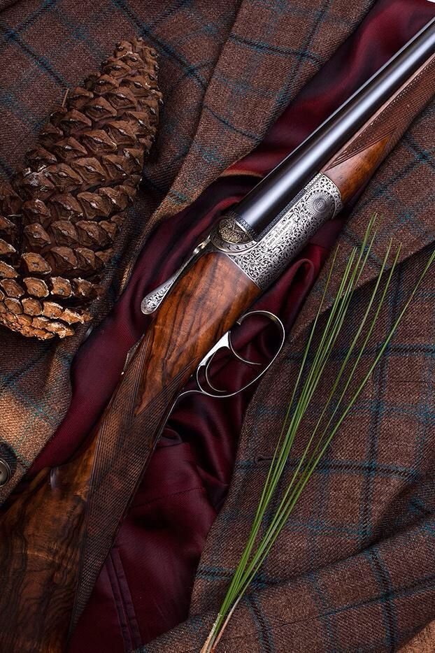 A beautiful David McKay Brown specifically for Tall Timbers, the Longleaf Gun is a 28-gauge side-by-side stocked in Turkish walnut and engraved in Italy by Mirko Agnellini