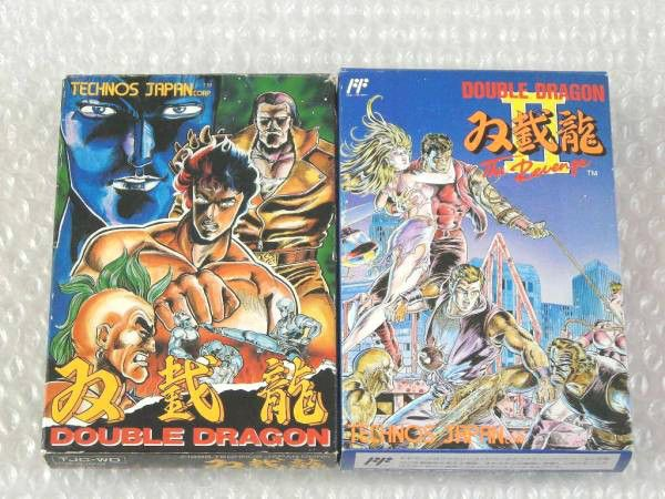 買取実績 テレビゲーム / ファミコン ダブルドラゴン 1 & 2 Double Dragon