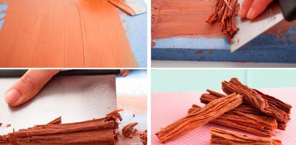 Cómo hacer chocolate en rama - My Karamelli