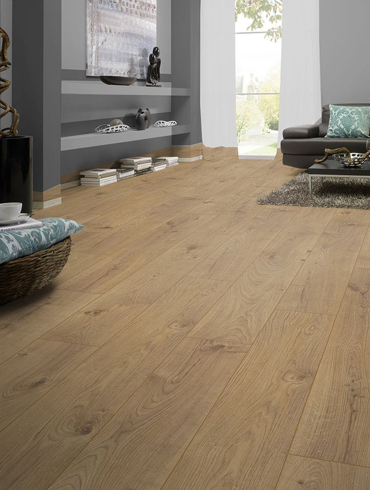 Classical style and quality without compromise. With the elegant look of  real wood, the Villa series is one of the stars in the My Floor range.