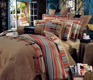 Western Rustic Queen Size Comforter Set Rustic Comforter