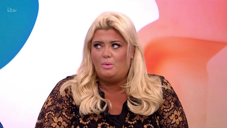 Gemma Collins reveals she's 'given up men for animals' and is now '99%' a vegetarian - Mirror Online