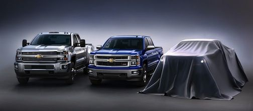 GM to Debut New Chevy Colorado, GMC Canyon