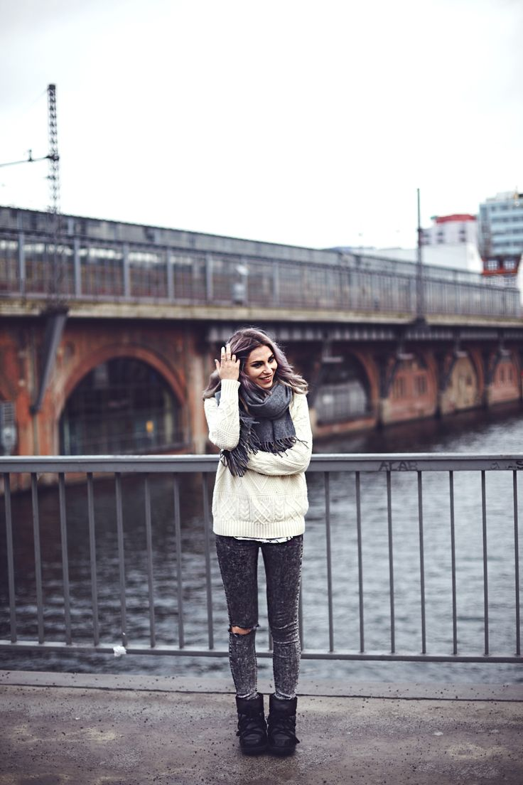 winter outfit ikkii boots ugg alternative schneeschuhe berlin blogger