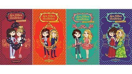 les filles modeles   Marie-Douce et Laura sont deux filles qui vont à la même école ...