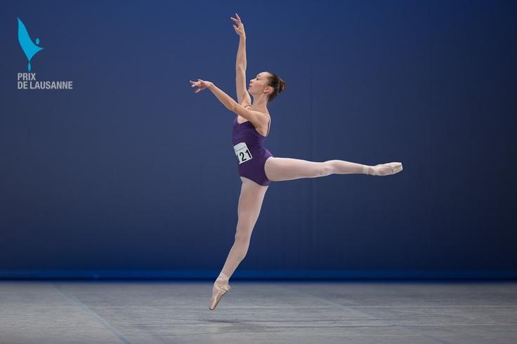 Megan Wilcox (by Gregory Batardon) - © Prix de Lausanne 2013