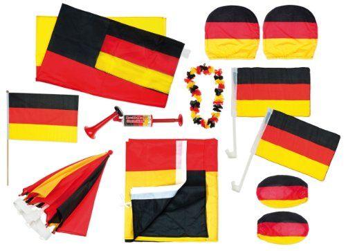 """Tolle Fanartikel zur Fußball-WM 2014, wie """"12-teiliges Fan-Set Fanartikel Deutschland Deutschland-Set für Fan & Auto, WM"""" jetzt erhältlich: http://fussball-fanartikel.einfach-kaufen.net/flaggen-wimpel/12-teiliges-fan-set-fanartikel-deutschland-deutschland-set-fuer-fan-auto-wm/"""