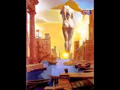 Salvador Dalí. Tributo a un Genio del Surrealismo! Música:Mecano