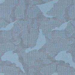 Stretch jersey jacquard turkis sport   5 % Elastan 59 % Nylon 36 % Polyester   ca. 150 cm bred   varenr.: 260609