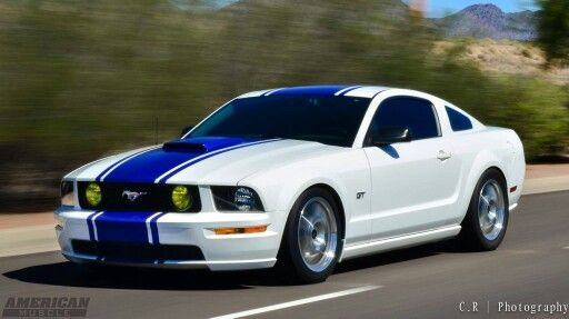 Next a car purchase will be an 05-09 mustang.... (Fingers crossed)