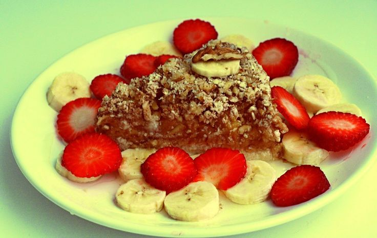 Tak vařím já: Raw jablečný dort
