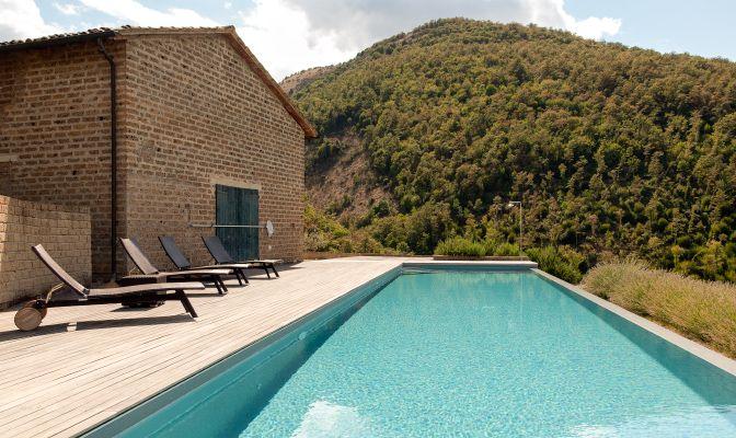 Villa Oliva, Umbria, Italy | holiday homes, holiday rentals