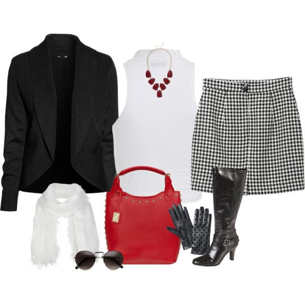 """""""Winter Office Outfit-Over 40 Fashion"""" by jumsgirl on Polyvore"""