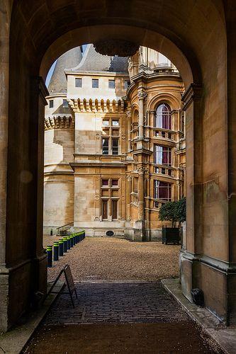 Waddesdon Manor Arch