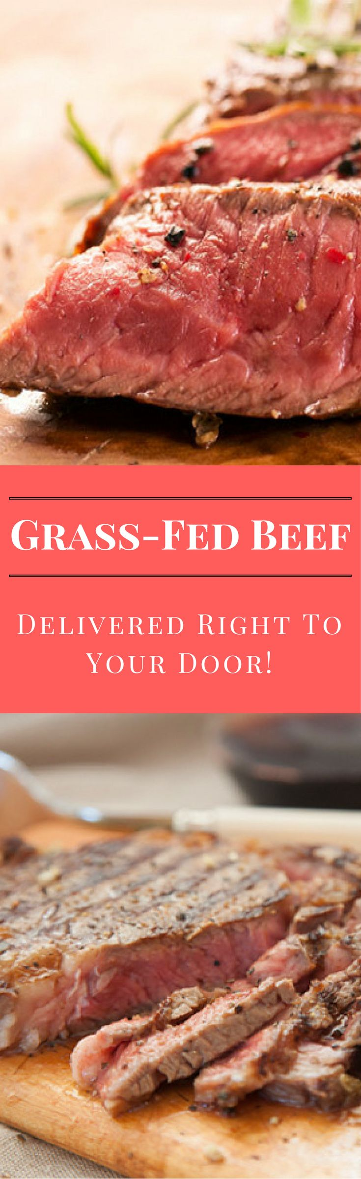 Exclusively grass-fed, organic beef delivered right to your door! Click visit to view our Savor Summer products!