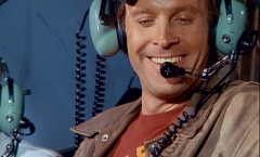 Dwight Schultz, aka Murdock from The A Team... I am bloody obsessed with Murdy!!! <3