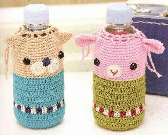 Cuddle Me Warm! How cute would these be to sell?! great way to distinguish little ones bottles from each other and eco-friendly!!