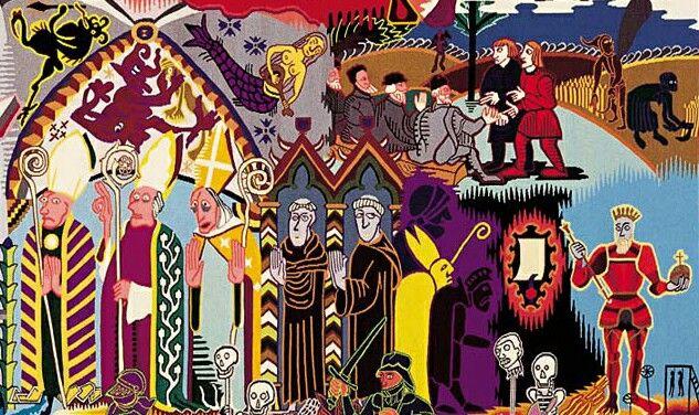 Bjørn Nørgaard Royal Tapestries