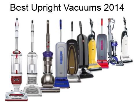 The 2014 list of Best Upright Vacuum Cleaners.  Includes models from Hoover, Shark, Miele, Dyson, Oreck and more.  Provides consumer ratings, pricing, warranty length, etc.  Each and every machine is reviewed and described in detail.  Definitely worth looking at before you buy.