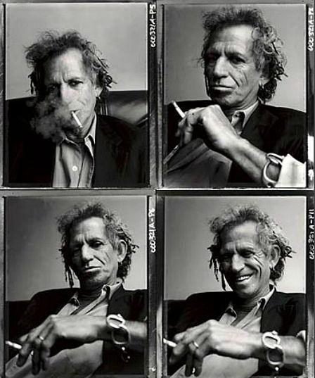 Keith Richards  • New York  •  2003
