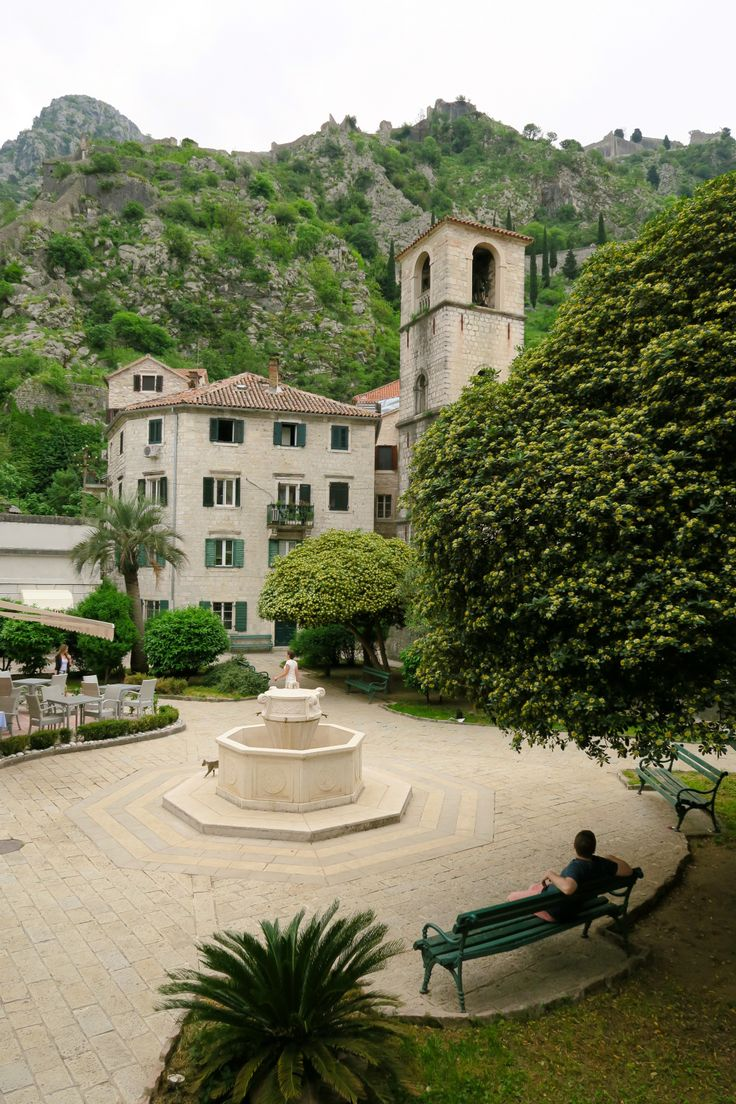Kotor Montenegro Wanderlust in the City