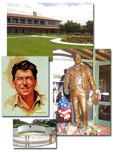 Ronald Reagan Library/Museum - 1.5 hrs southeast - Simi Valley