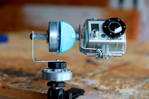How To Make A GoPro Pan Tilt Time-Lapse Rig