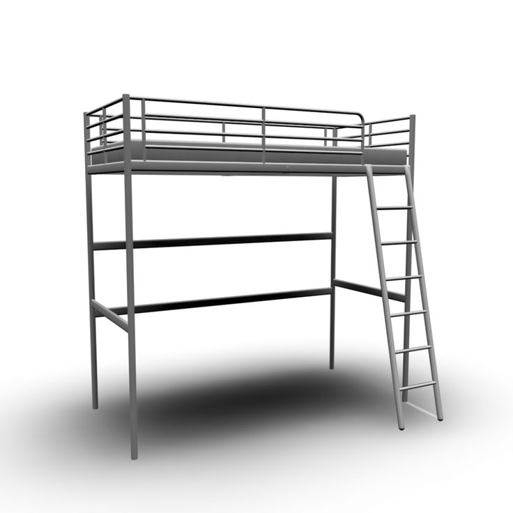ikea loft bed ideas tromsoe loft bed frame beds start 3d room design