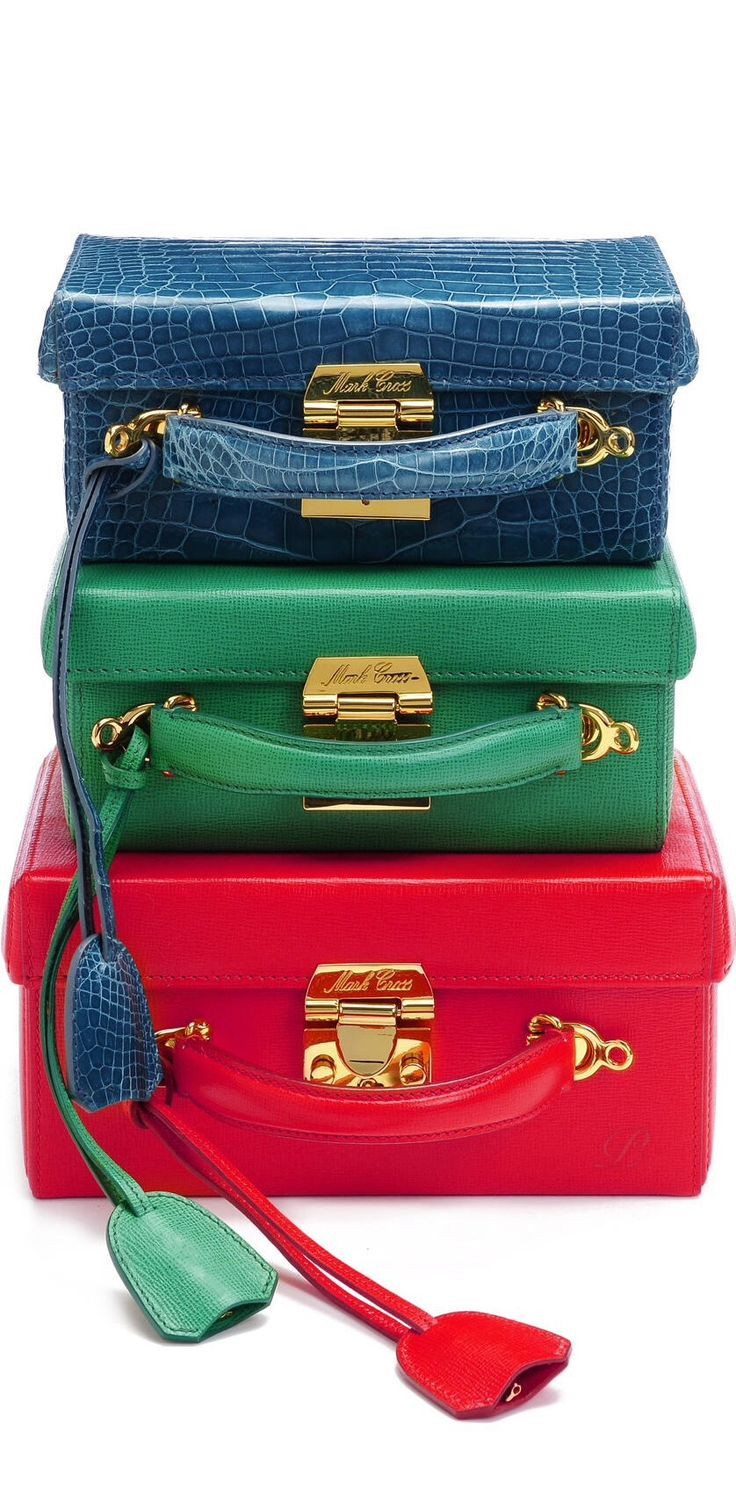 - Mark Cross handbags -