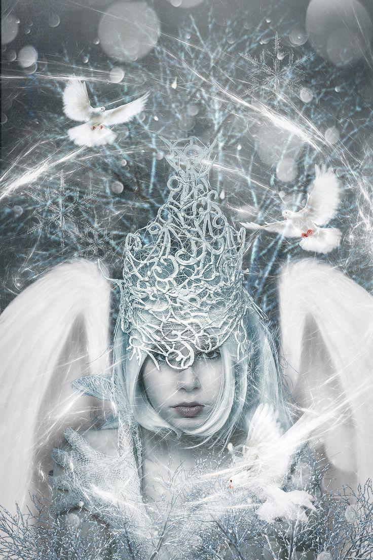 Ice Queen on Behance