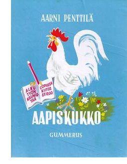 The ABC, Aapiskukko - Aarni Penttilä *** I still have my own Aapiskukko! <3
