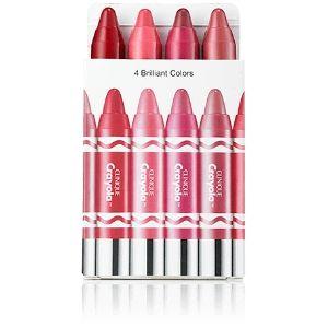 Set de 4 Chubby Stick Clinique X Crayola    #beauté #nouveauté #collection #makeup #maquillage #clinique #crayola #monvanityideal #chubbystick Plus d'infos sur toutes les nouvelles collections maquillage sur www.monvanityideal.com